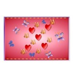 Love Mom Postcards (Package of 8)