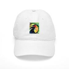 Bird, Bright, Toucan, Baseball Cap