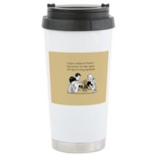 Smug Ingratitude Stainless Steel Travel Mug