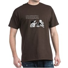 Smug Ingratitude T-Shirt