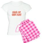 Shut Up and Run Women's Light Pajamas