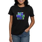 Best Dad on Earth Women's Dark T-Shirt