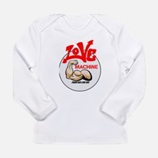 LOVE MACHINE Long Sleeve Infant T-Shirt