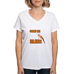 Eileen Women's V-Neck T-Shirt