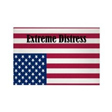 Extreme Distress Rectangle Magnet