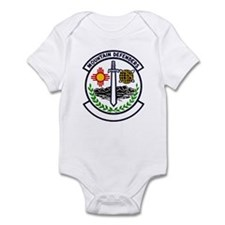 1608th Security Police Infant Creeper
