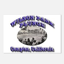 Wilson Park Plunge Postcards (Package of 8)