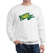 Lion Flag Sweatshirt