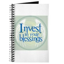 Invest in your blessings Journal