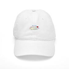 Handmade With Love Boys Customised Baseball Cap