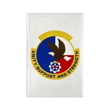 2851st Security Police Rectangle Magnet (100 pack