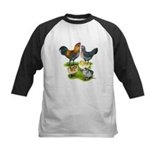 Ameraucana Chicken Family Tee