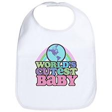 World's Cutest Baby Bib