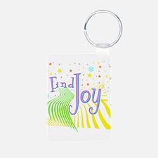 Find Joy sparkel Keychains