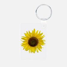 Sun Flower Keychains