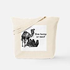 Funny Camels Tote Bag