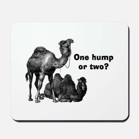 Funny Camels Mousepad