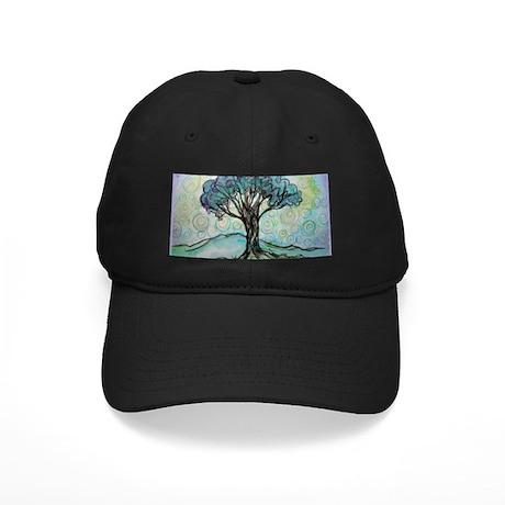 Tree! Tree of Life, Art! Black Cap