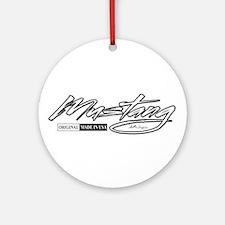 MustangUSA2 Ornament (Round)