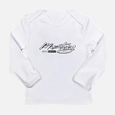 MustangUSA2 Long Sleeve Infant T-Shirt