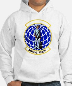 3245th Security Police Hoodie