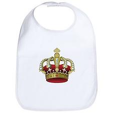 Royal Crown Bib