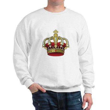 Royal Crown Sweatshirt