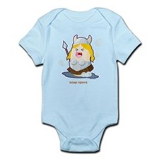 Soap Opera Infant Bodysuit