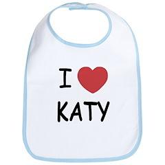 I heart Katy Bib