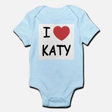 I heart Katy Infant Bodysuit