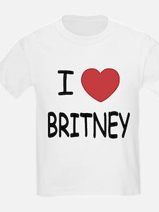 I heart Britney T-Shirt