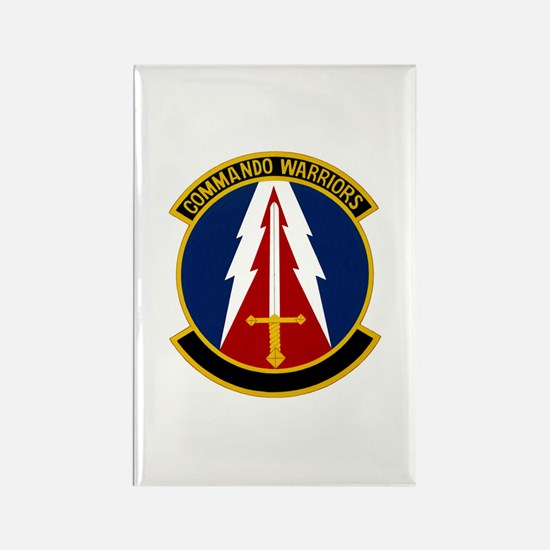 6009th Security Training Rectangle Magnet