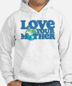 Retro Love your Mother Jumper Hoody