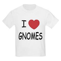I heart gnomes T-Shirt