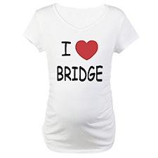 I heart bridge Shirt