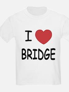 I heart bridge T-Shirt