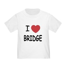 I heart bridge T