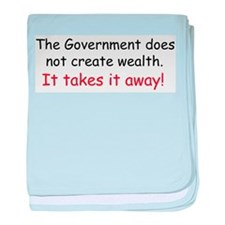 The Government does not creat baby blanket