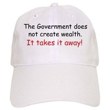 The Government does not creat Baseball Baseball Cap
