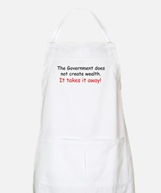 The Government does not creat Apron