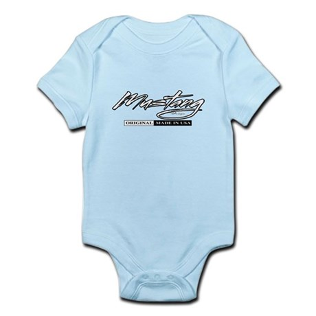 Mustang 2012 Infant Bodysuit