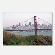 S.F. Skyline Postcards (Package of 8)