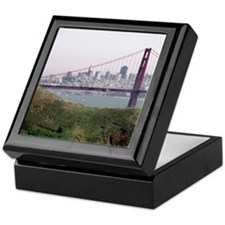 S.F. Skyline Keepsake Box