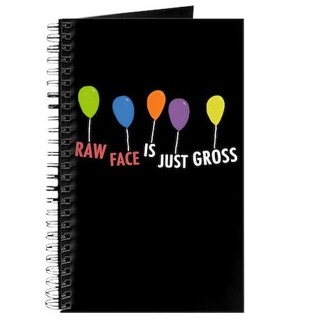 Raw Face Journal
