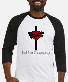 Baseball Jersey: I Will Not Compromise