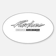 Fairlane Sticker (Oval)