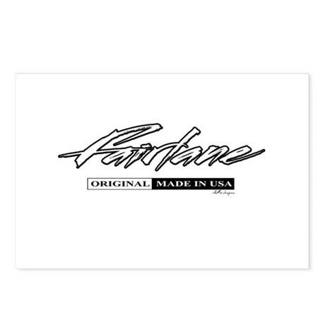 Fairlane Postcards (Package of 8)