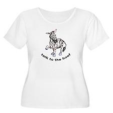 Cute Zebra T-Shirt
