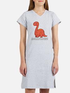 Mommysaurus Women's Nightshirt
