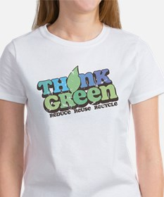 Think Green Earth Day Tee